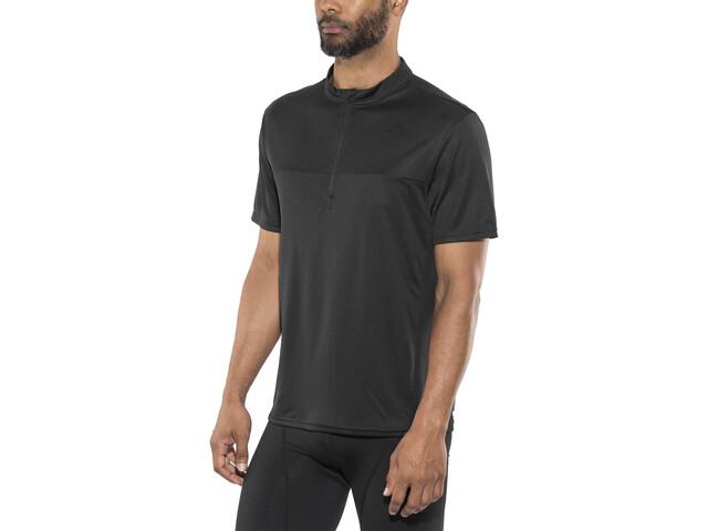 SQUARE Active Maillot à manches courtes Homme, black